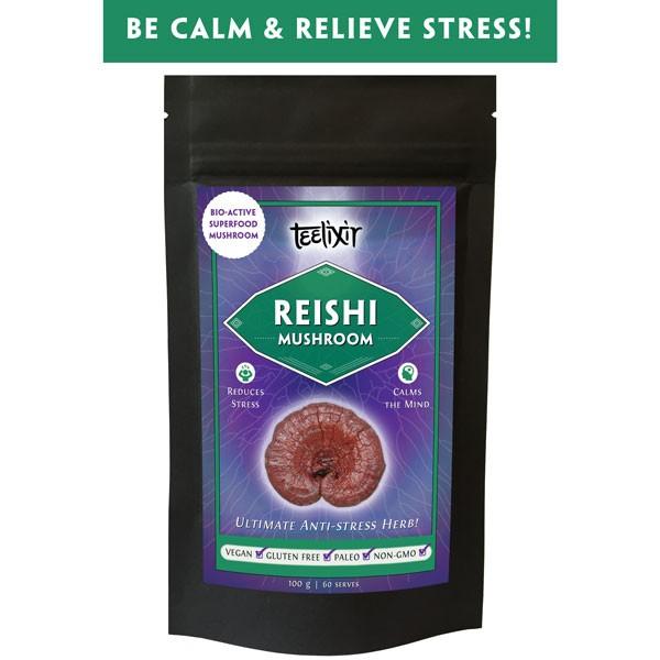 Reishi Whole Foods